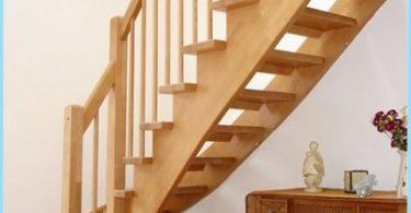 Stringers för trappor med händerna