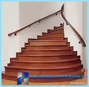 Efterbehandling betong trappor trä, laminat