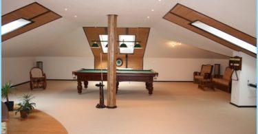 Konstruktion och installation av taksystem mansardtak