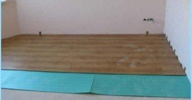 Hur man fyller i självnivellerande golv utjämning