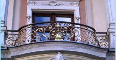 smides balkonger