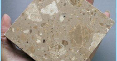 Vad som är polymerbetong, dess sammansättning, produkten av polymeren, monument dekor