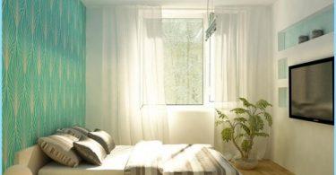 Utforma ett sovrum i Chrusjtjov