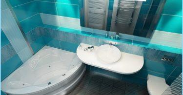 Projektet kombinerat badrum