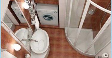 Interiör kombinerat badrum med dusch