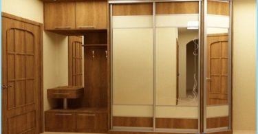 Design garderob i hallen