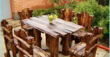 Hur man gör en trästuga bord
