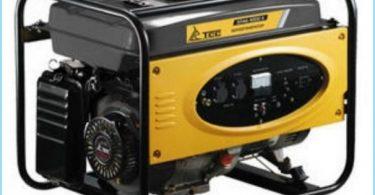 Hur man ansluter generatorn till hemmet