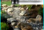 Dry Creek med händerna i trädgården och i landet - en steg för steg-enhet