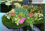Speglar i trädgården som en ursprunglig del av landskapet design