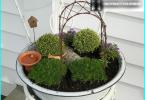 Hur man bygger en trädgård hus med sina egna händer från baren den finska Technology +